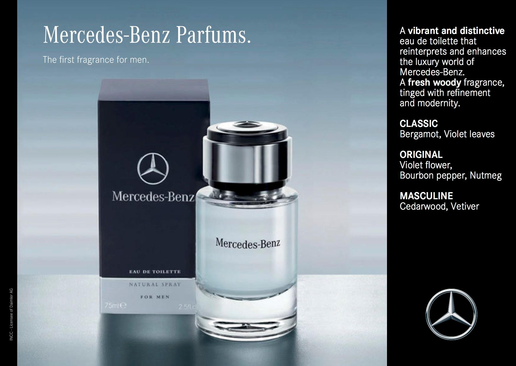 mercedes benz for men gift set deodorant. Black Bedroom Furniture Sets. Home Design Ideas