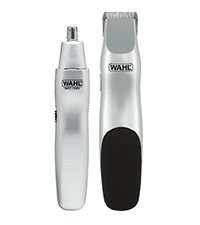 Rechargeable Beard Trimmer Battery Nose Ear Rinseable