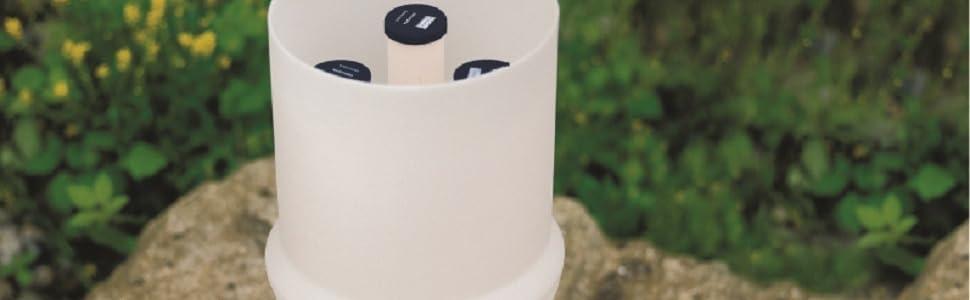 Mehrfarbig Katadyn Erwachsene Keramik Filterelement Nr One Size 7 INOX Ersatzteil