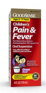 Children's Pain