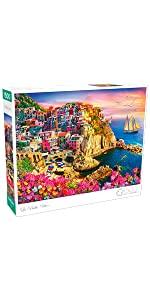 La Bella Vita - 1500 Piece Jigsaw Puzzle