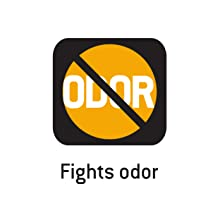 Fights odor
