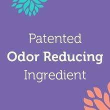 patented odor reducing ingredient