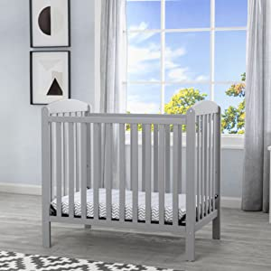 delta children mini baby convertible crib nursery furniture