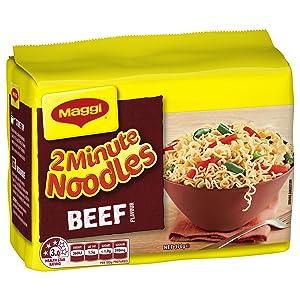 maggi 2 minute noodle beef buy online