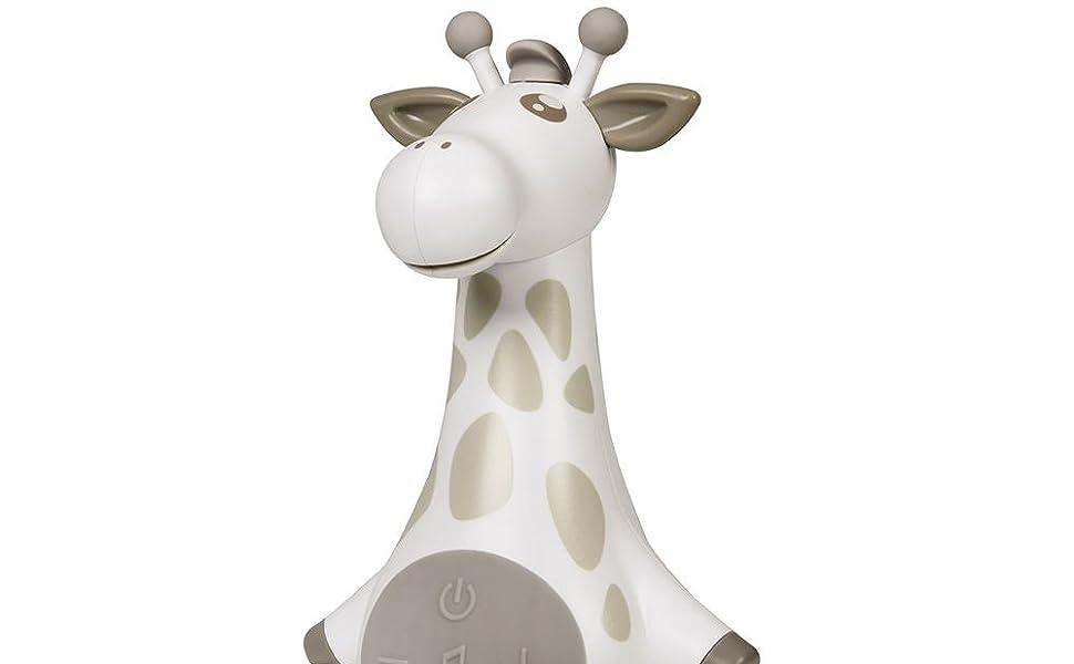 Giraffe sounds soother