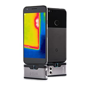 FLIR+ FLIR ONE+ Android+ thermal camera + silver