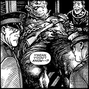 Barry Windsor-Smith, Barry Windsor-Smith's Monsters, Monsters, literary graphic novel, Fantagraphics