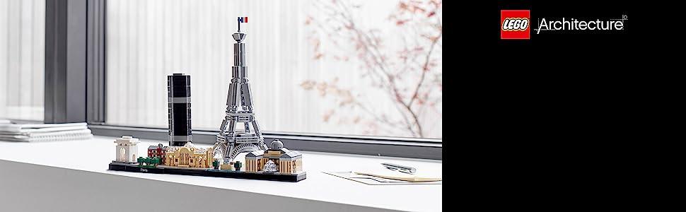 LEGO, Architecture, toy, Paris