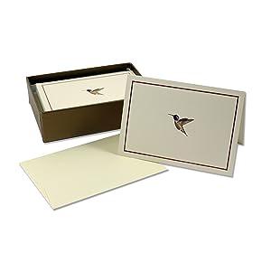 Card and box