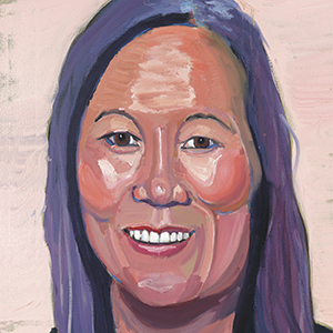 portrait of Thear Suzuki