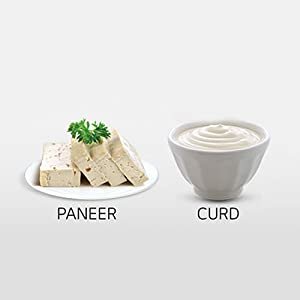 Paneer; Curd; chemicals ; enzymes;hygienically; homemade curd;