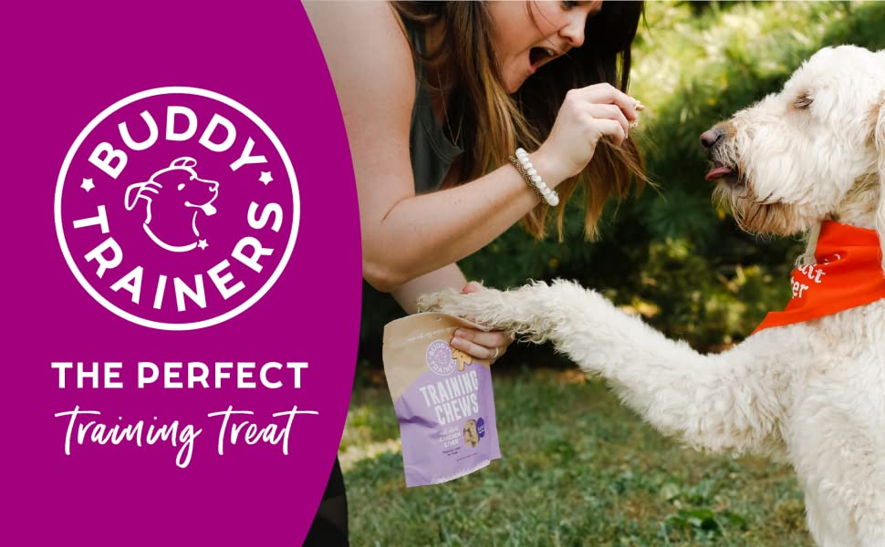 buddy biscuits training chews reward motivate soft chewy training dog treats chicken liver