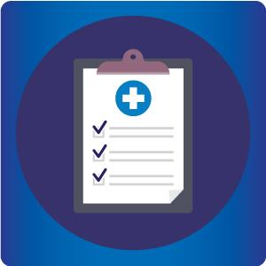 health list graphic