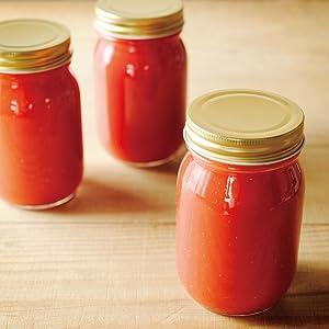 トマトソース, 夏野菜, 保存食