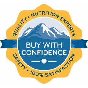 natural balance buy with confidence 100% guarantee