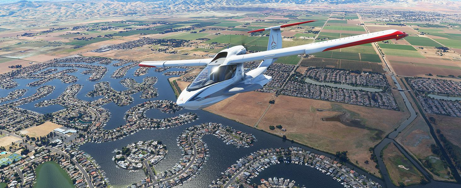 Windows Xbox Flight Simulator 2020 Microsoft 10