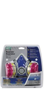 respirator, multi purpose, p100