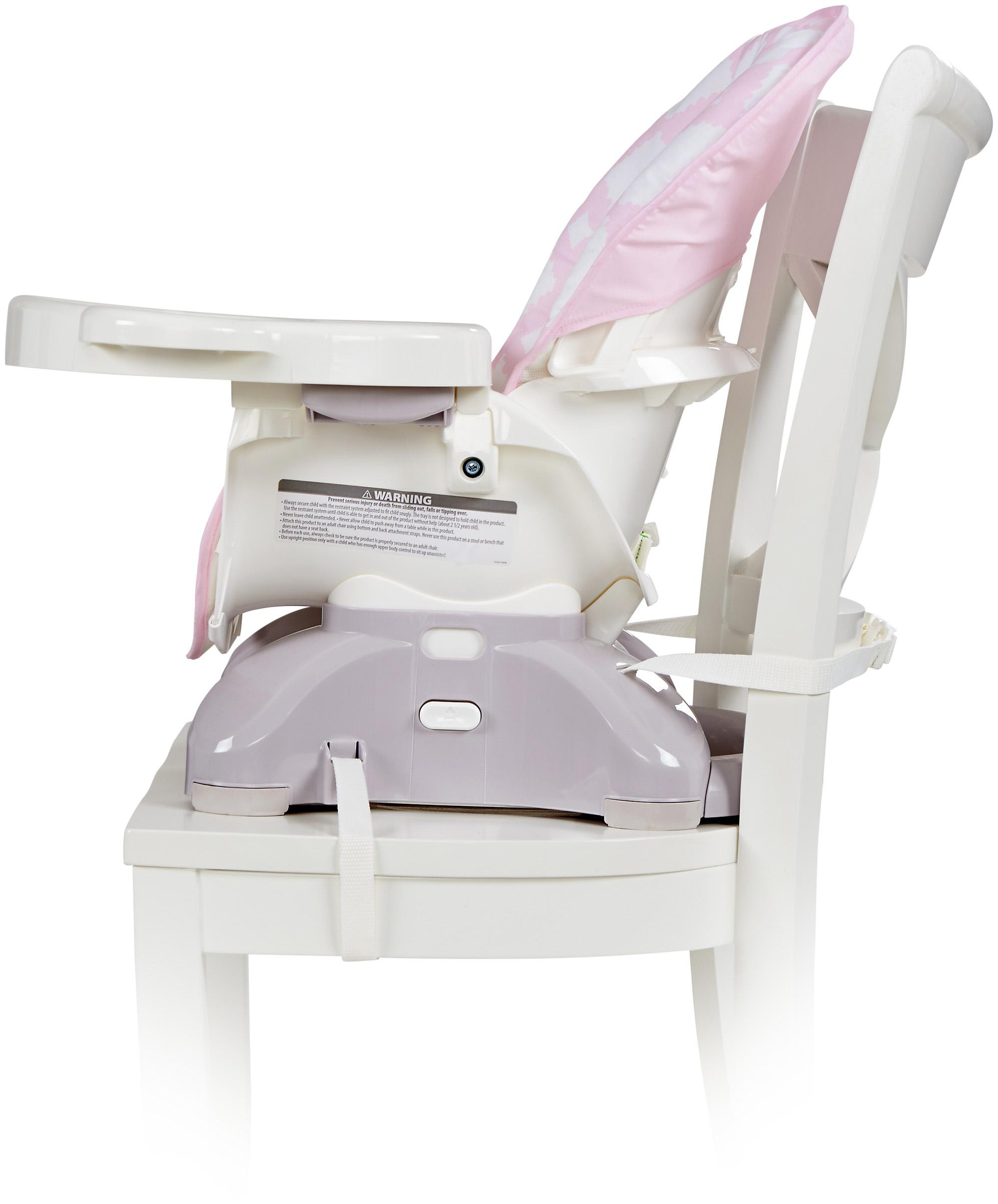 Amazon Com Fisher Price Spacesaver High Chair Pink