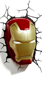 Marvel Iron Man Mask