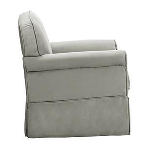 Amazon Com Baby Relax Swivel Glider Chair And Ottoman Set