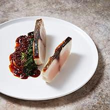 Spanish Mackerel & Eggplant Offal XO
