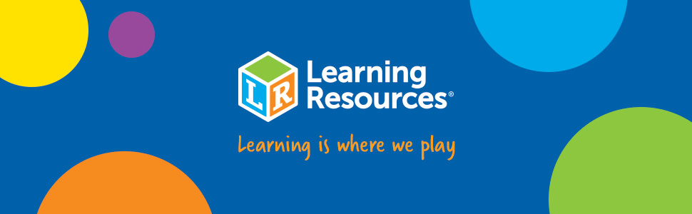 Learning Resources Learning is Where We Play