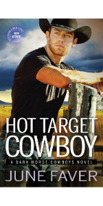 Hot Target Cowboy by June Faver