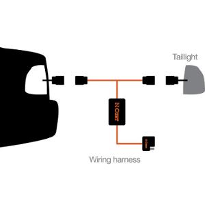 curt manufacturing 56046 trailer connector trailer hitch wiring diagram custom trailer wiring diagram #13