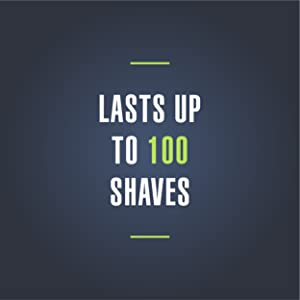 100 shaves