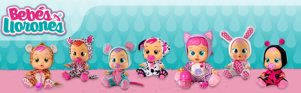 Amazon.es: IMC Toys - Bebés Llorones, Lea (10574