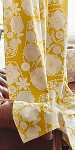 スミノエ カーテン おしゃれ かわいい 遮光 デザイン 北欧