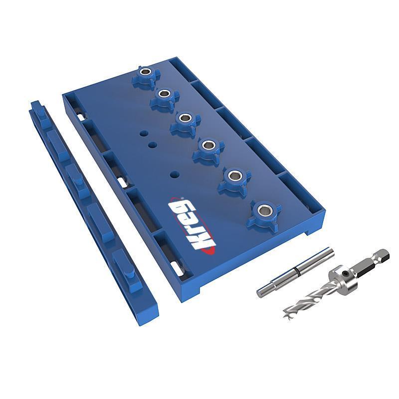 Kreg Kma3200 Shelf Pin Drilling Jig Amazon Com
