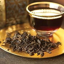 numi organic tea emperors pu-erh weight loss metabolism black fermented aged tea chinese assorted