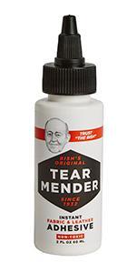 Amazon Com Tear Mender Vinyl Mender Clear Adhesive
