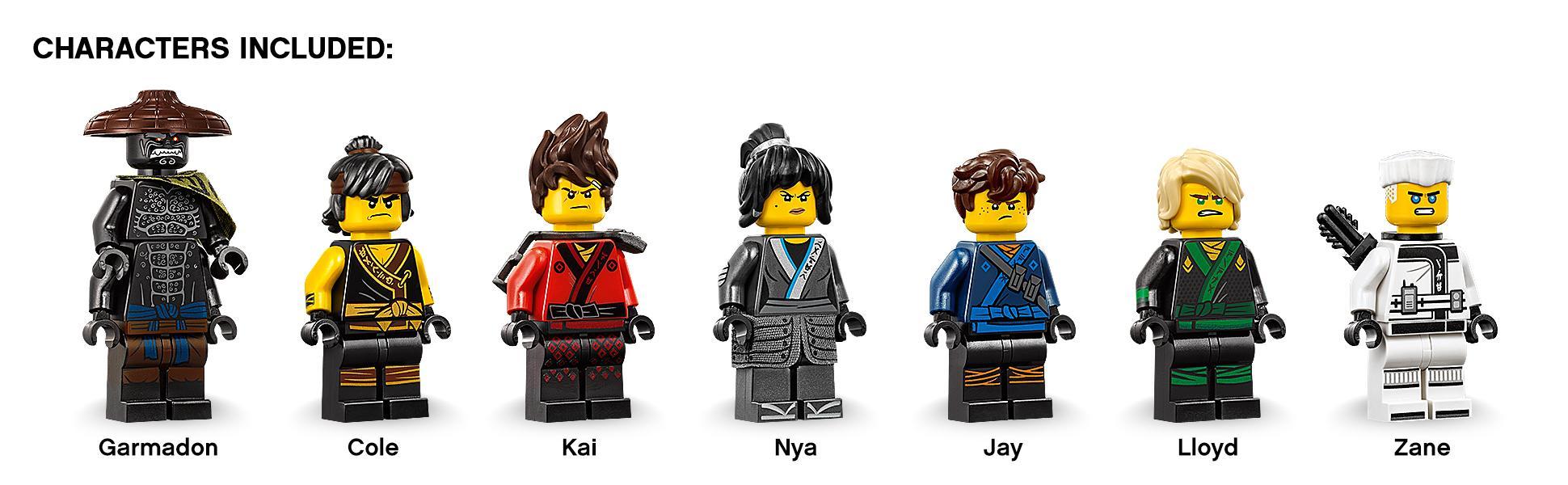 Lego Ninjago Temple Ultimate Weapon Building Kit