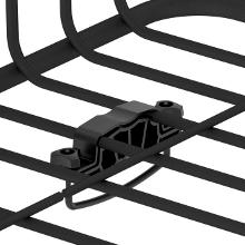 Lovely Universal Mounting Brackets. The Brackets Of The Roof Rack ...