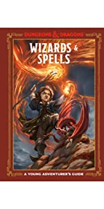 Wizards and Spells