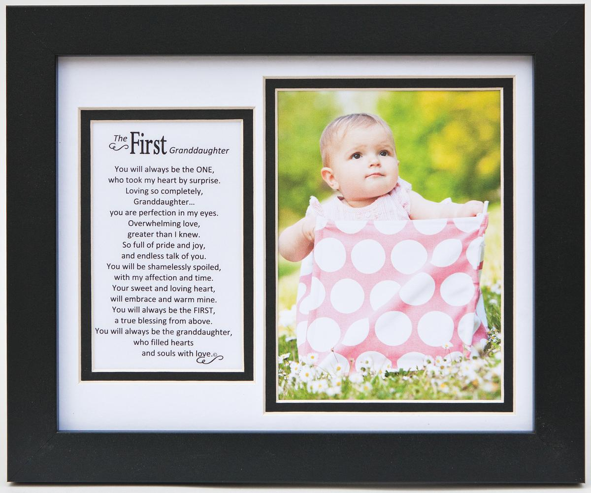 Amazon.com : The Grandparent Gift Frame Wall Decor, First