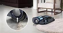 Samsung POWERbot Robot Vacuum R9000 EasyPass Wheels