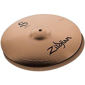 zildjian, hihats, 14, beginner, starter, bundle, pro, professional, quality, S Family