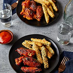 The Essential Air Fryer Cookbook for Two: Perfectly