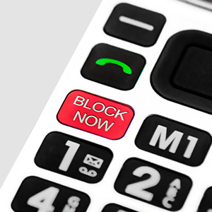call blocker, flip phone