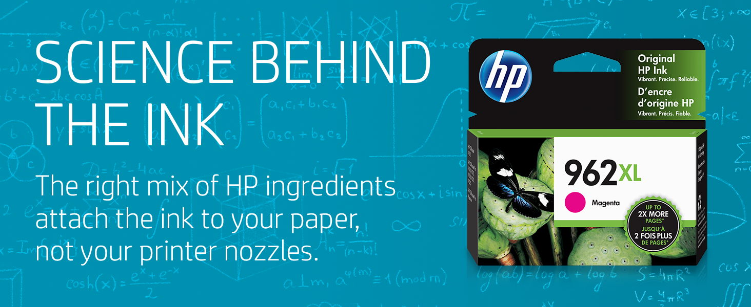 clean ink,  pigments,  paper, nozzles, printhead results, HP ingredients, HP quality