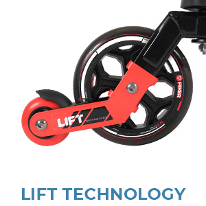 Fliker lift