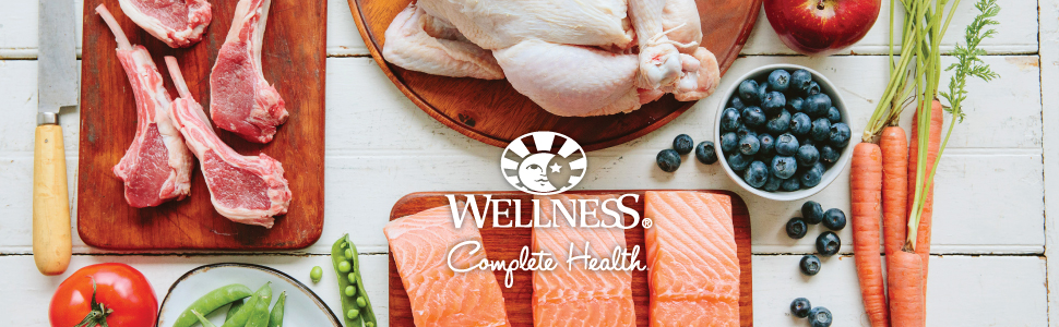 Complete health pet, wellness large breed complete health, wellness small breed complete health