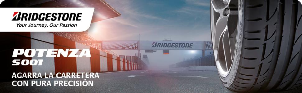 Bridgestone Potenza S 001 XL FSL 225//45R18 95Y Neum/ático de Verano