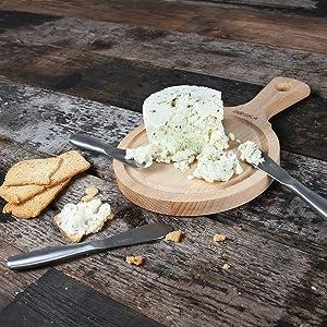 Boska Holland Cheesewares Copenhagen 3-Piece Spreading Knife Set 357611