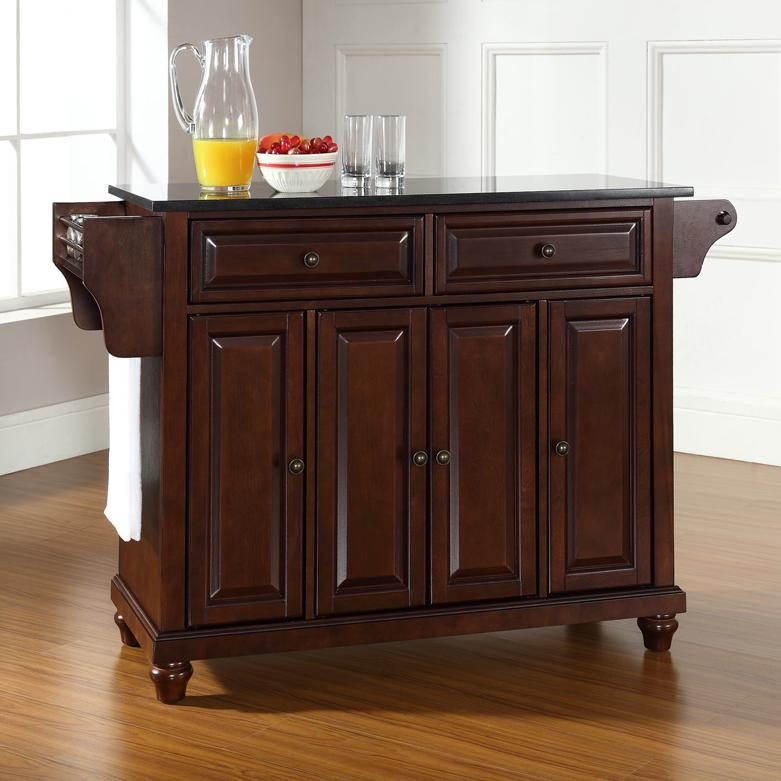 Crosley Kitchen Island: Crosley Furniture Alexandria Kitchen Island