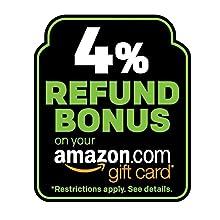 Amazon Bonus Offer 4% image
